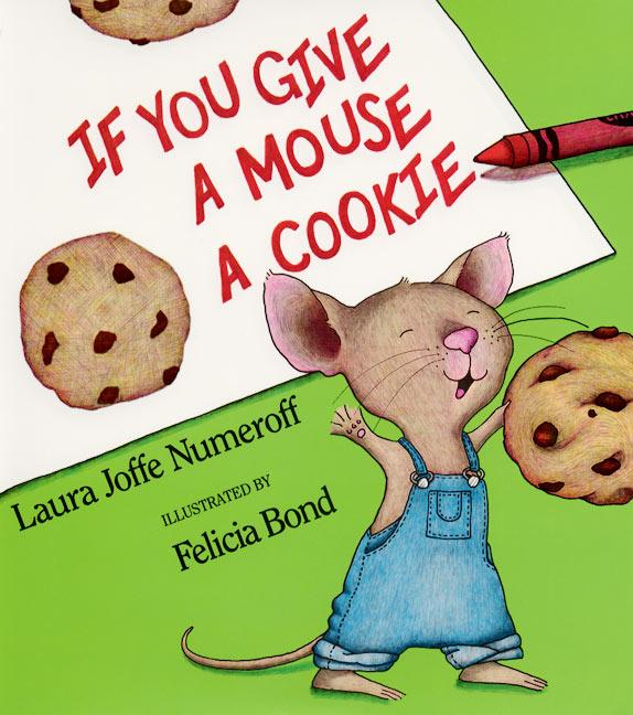 If You Give a Mouse a Cookie Big Book als Taschenbuch