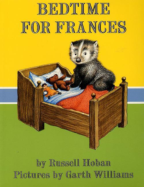 Bedtime for Frances als Taschenbuch