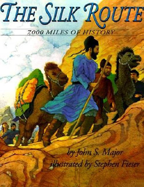 The Silk Route: 7,000 Miles of History als Taschenbuch