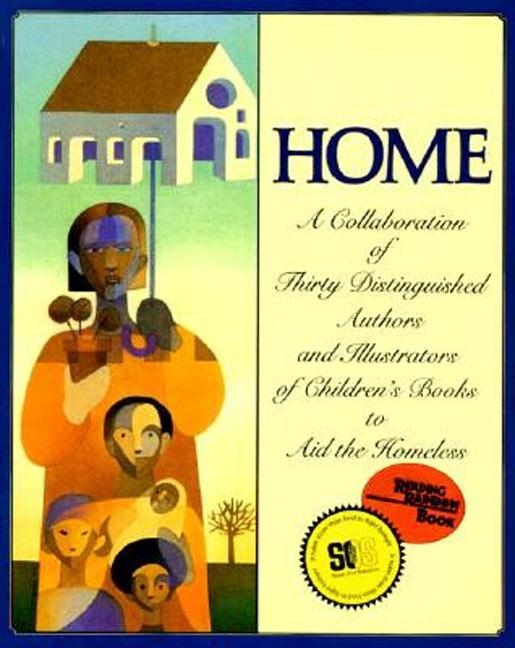 Home: A Collaboration of Thirty Authors & Illustrators als Taschenbuch
