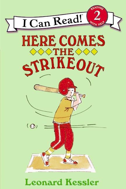 Here Comes the Strikeout als Taschenbuch