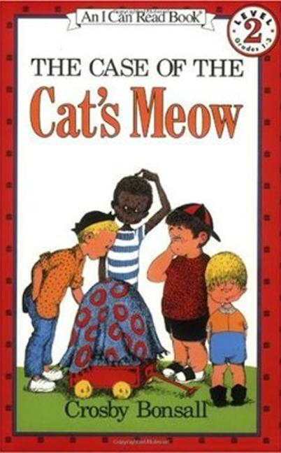 The Case of the Cat's Meow als Taschenbuch