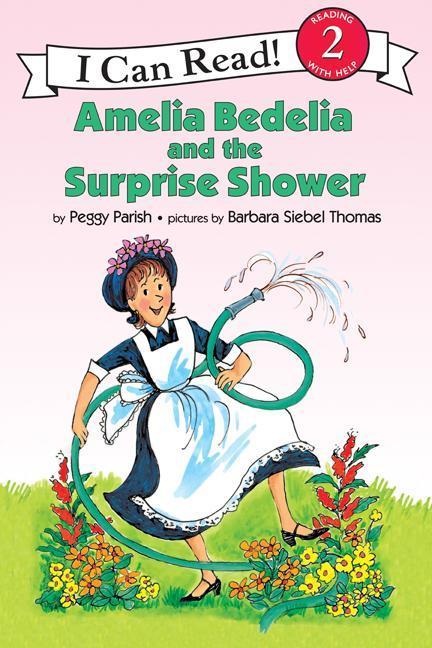 Amelia Bedelia and the Surprise Shower als Taschenbuch