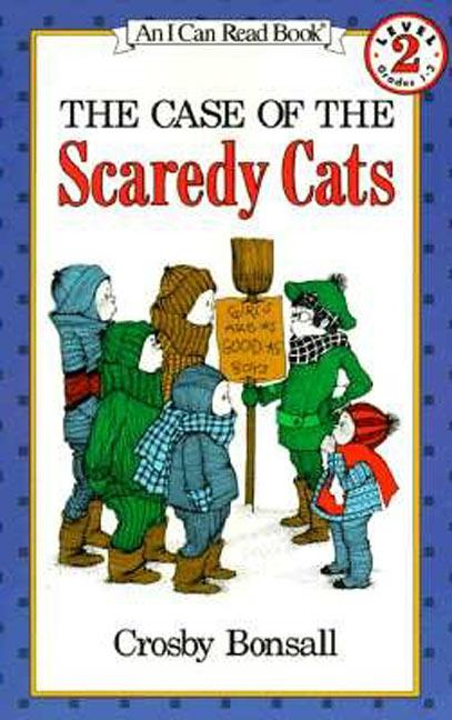 The Case of the Scaredy Cats als Taschenbuch