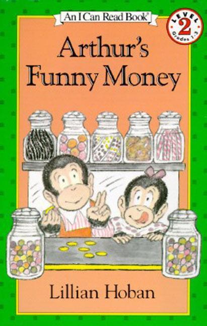 Arthur's Funny Money als Taschenbuch