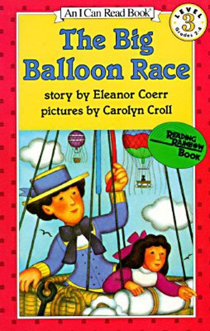 The Big Balloon Race als Taschenbuch
