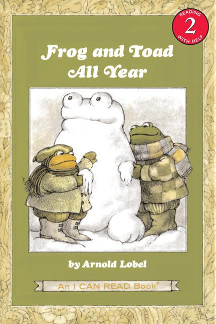 Frog and Toad All Year als Taschenbuch