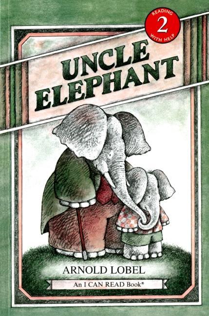 Uncle Elephant als Taschenbuch