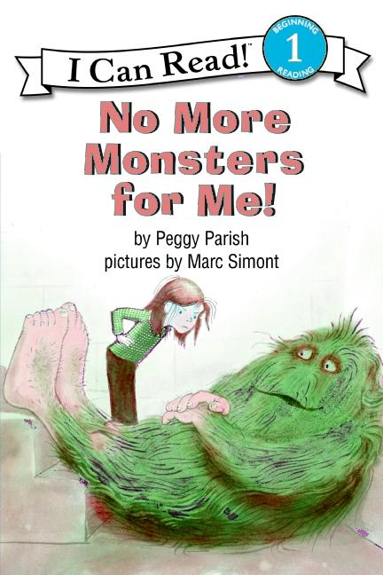No More Monsters for Me! als Taschenbuch