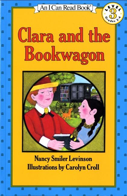 Clara and the Bookwagon als Taschenbuch