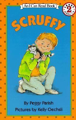 Scruffy als Taschenbuch