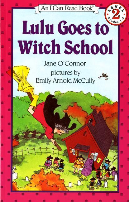 Lulu Goes to Witch School als Taschenbuch