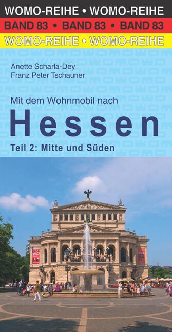 Mit dem Wohnmobil nach Hessen als Buch von Anet...