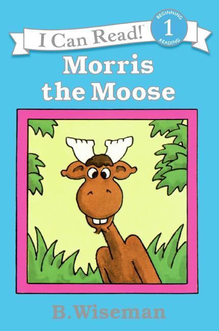 Morris the Moose als Taschenbuch