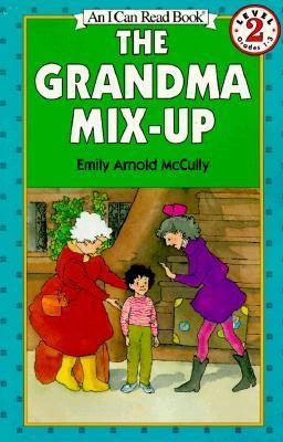 The Grandma Mix-Up als Taschenbuch