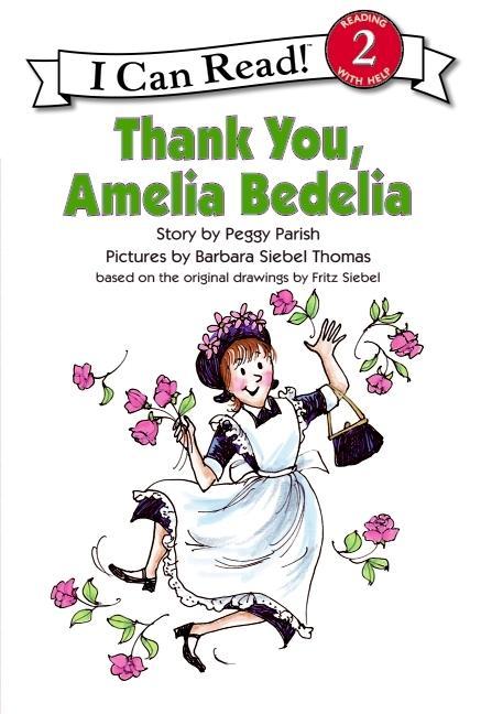 Thank You, Amelia Bedelia als Taschenbuch