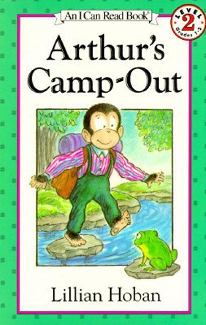 Arthur's Camp-Out als Taschenbuch