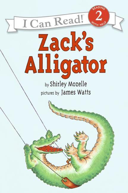 Zack's Alligator als Taschenbuch