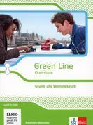 Green Line Oberstufe. Klasse 11/12 (G8), Klasse 12/13 (G9). Grund- und Leistungskurs. Schülerbuch mit CD-ROM. Ausgabe 2015. Nordrhein-Westfalen