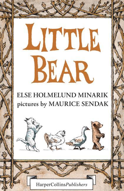 Little Bear Box Set: Little Bear, Father Bear Comes Home, Little Bear's Visit als Taschenbuch