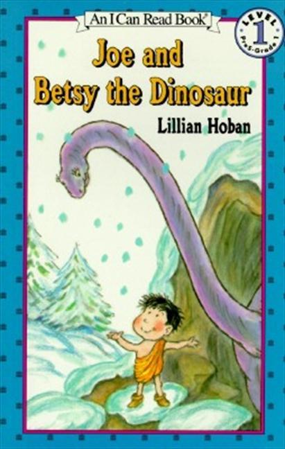 Joe and Betsy the Dinosaur als Taschenbuch