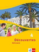 Découvertes Série jaune 4. Schülerbuch