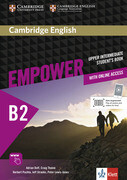 Cambridge English Empower. Student's Book (print) + assessment package, personalised practice, online workbook & online teacher support (B2)