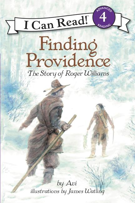 Finding Providence: The Story of Roger Williams als Taschenbuch