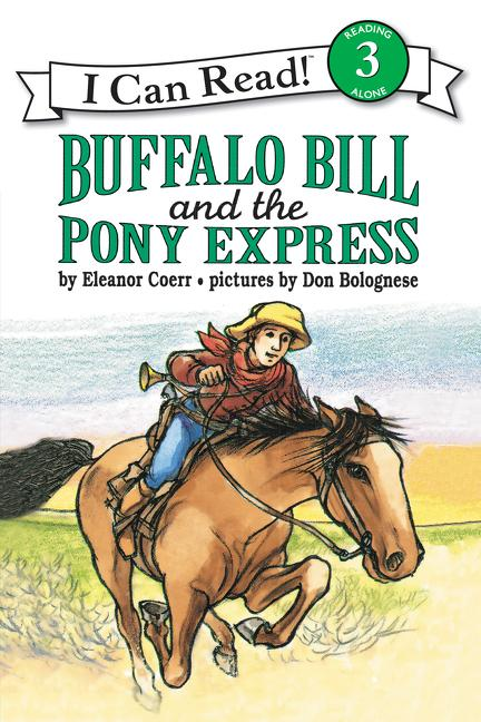 Buffalo Bill and the Pony Express als Taschenbuch