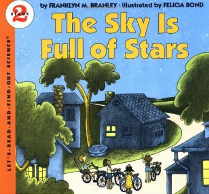 The Sky Is Full of Stars als Taschenbuch