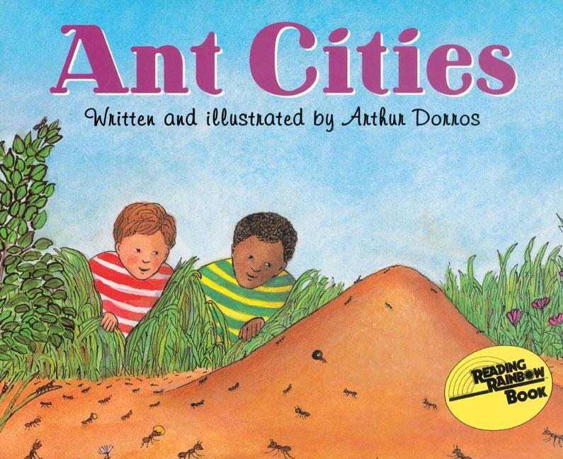 Ant Cities als Taschenbuch