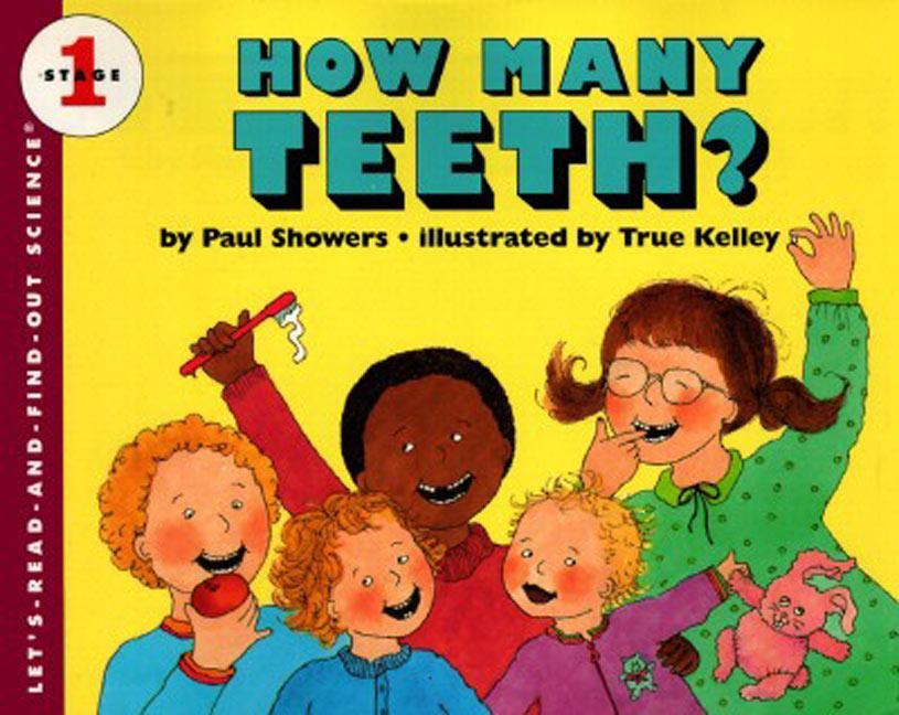 How Many Teeth?: Let's-Read-And-Find-Out Science 1 als Taschenbuch