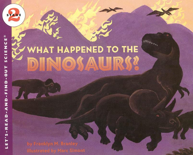 What Happened to the Dinosaurs? als Taschenbuch