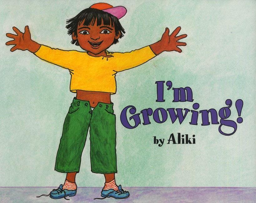 I'm Growing! als Taschenbuch