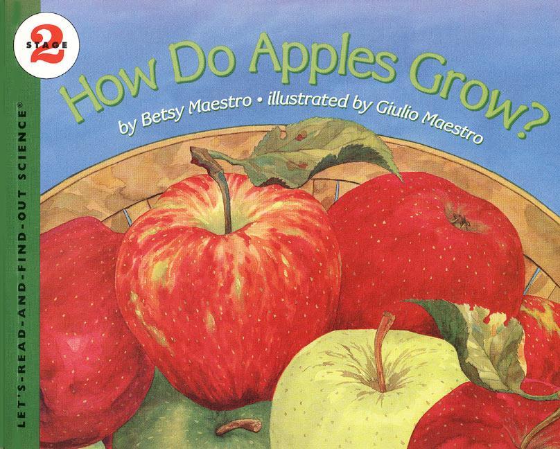 How Do Apples Grow? als Taschenbuch