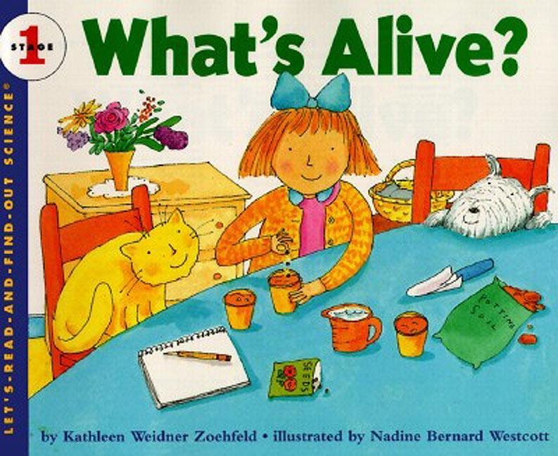 What's Alive? (Paperback) als Taschenbuch