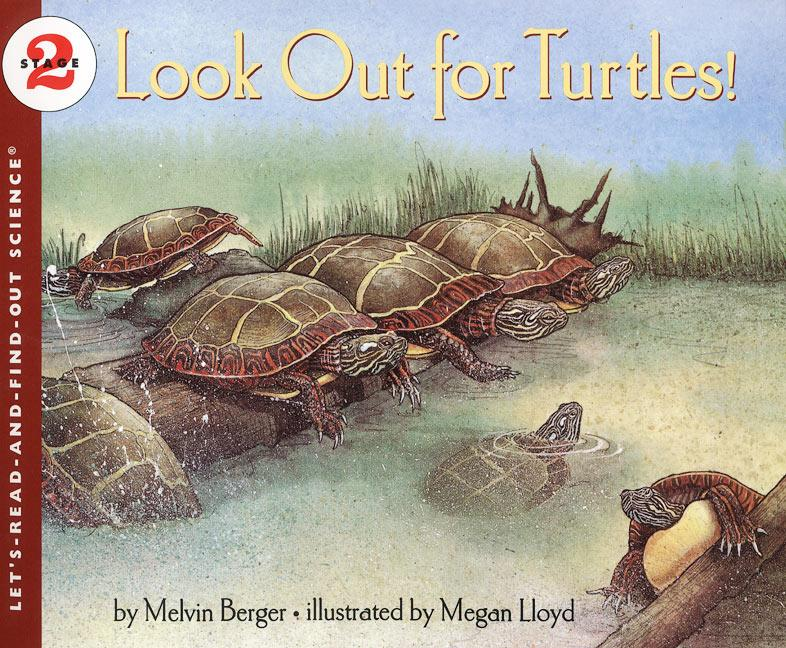 Look Out for Turtles! als Taschenbuch