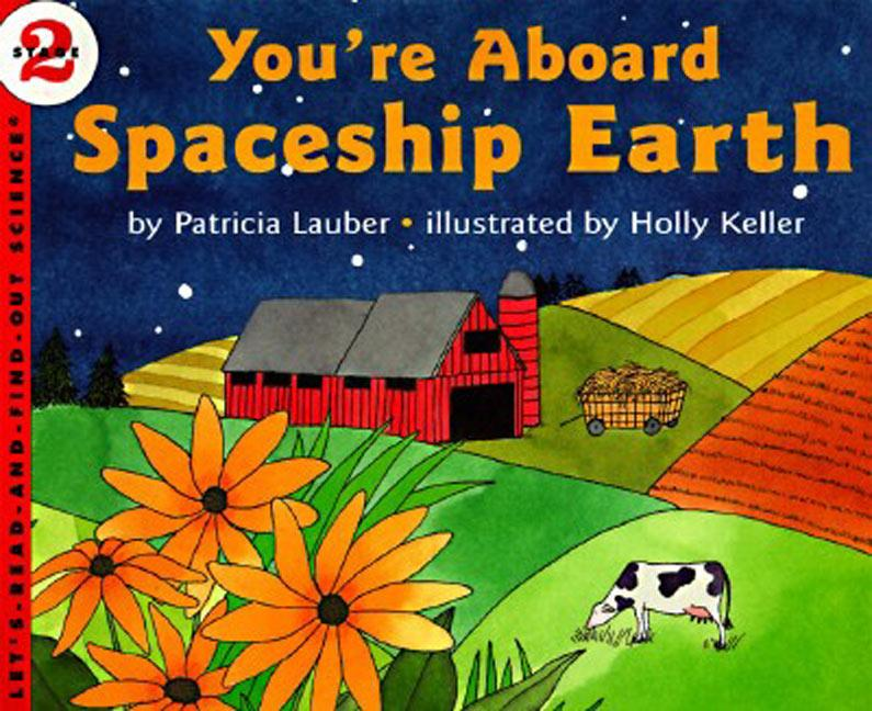 You're Aboard Spaceship Earth als Taschenbuch