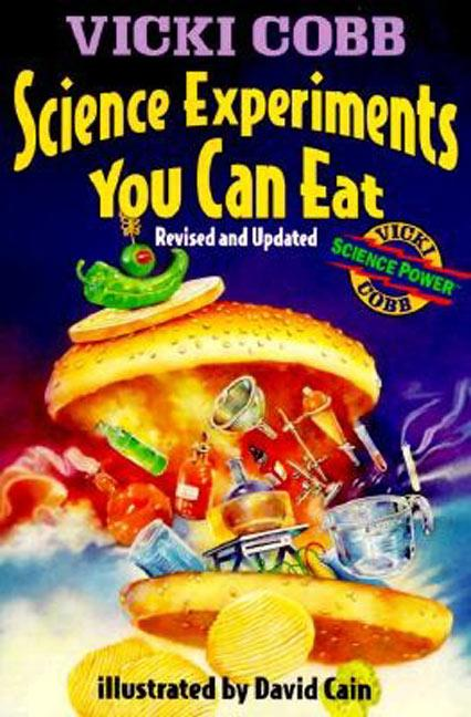 Science Experiments You Can Eat: Revised Edition als Taschenbuch