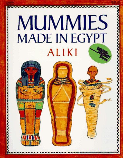 Mummies Made in Egypt als Taschenbuch