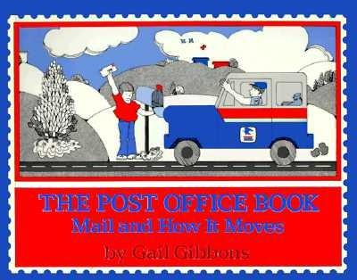The Post Office Book: Mail and How It Moves als Taschenbuch