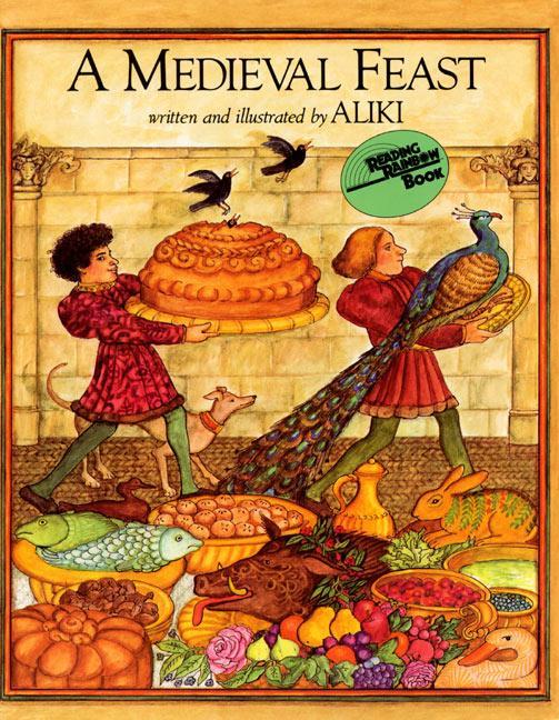 Medieval Feast als Taschenbuch