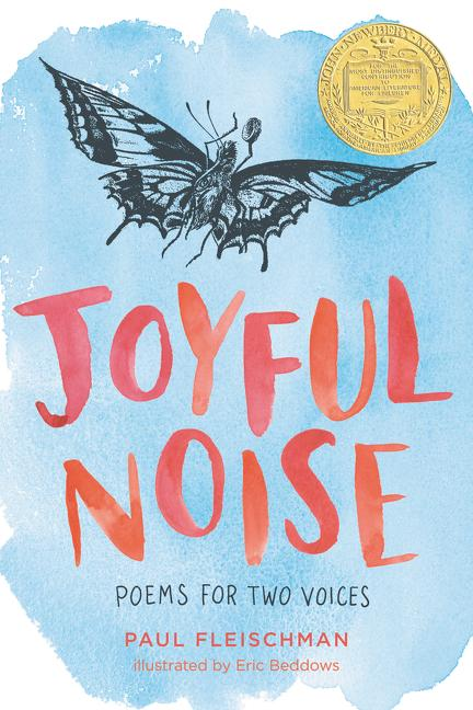 Joyful Noise: Poems for Two Voices als Taschenbuch