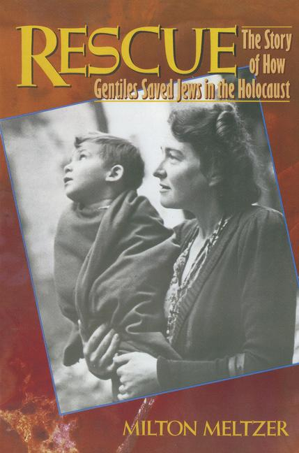 Rescue: The Story of How Gentiles Saved Jews in the Holocaust als Taschenbuch