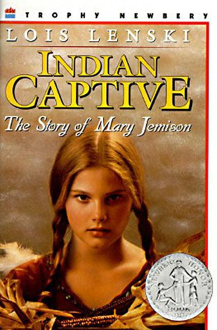 Indian Captive: The Story of Mary Jemison als Taschenbuch