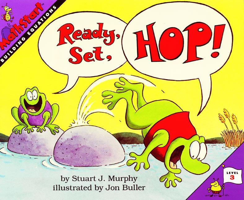 Ready, Set, Hop! als Taschenbuch