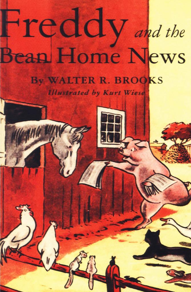 Freddy and the Bean Home News als eBook Downloa...
