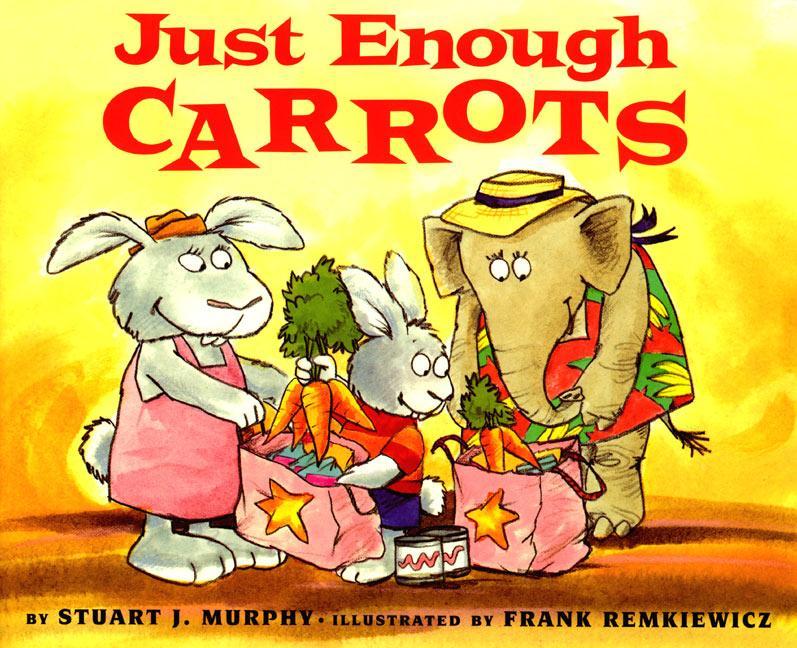 Just Enough Carrots als Taschenbuch