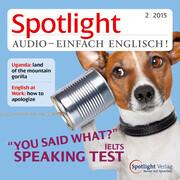 Englisch lernen Audio - Mündliches Englisch