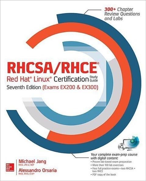 RHCSA/RHCE Red Hat Linux Certification Study Gu...